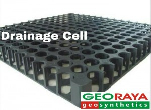drainage cell